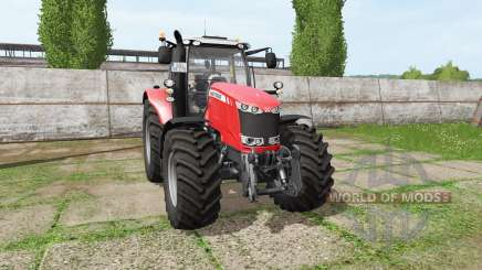 Massey Ferguson 7724 v3.0 для Farming Simulator 2017