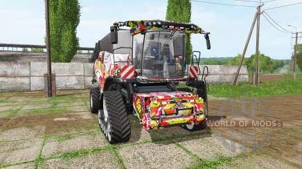 New Holland CR10.90 StickerBomb для Farming Simulator 2017