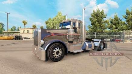 Chassis 4x2 Peterbilt 389 для American Truck Simulator