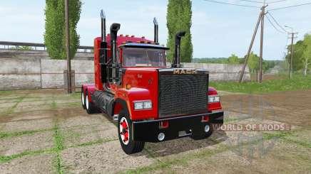 Mack Super-Liner для Farming Simulator 2017