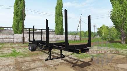 McLendon FT40 для Farming Simulator 2017