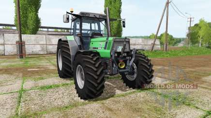 Deutz-Fahr AgroStar 6.31 v1.1 для Farming Simulator 2017