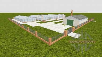 Horticultural corps v1.1 для Farming Simulator 2015