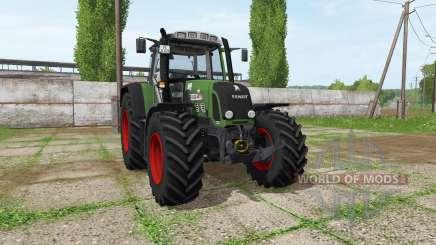 Fendt 820 Vario TMS dynamic hoses для Farming Simulator 2017