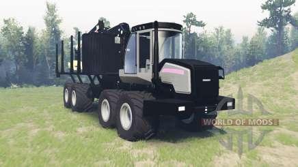 Logset 12F GT v2.1 для Spin Tires