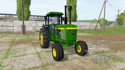John Deere 4630 для Farming Simulator 2017