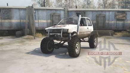 ВАЗ 1111 Ока off-road для MudRunner