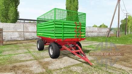 PRONAR T653-2 для Farming Simulator 2017