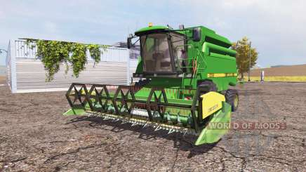 John Deere 2058 для Farming Simulator 2013