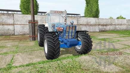 Ford 5000 rusty для Farming Simulator 2017