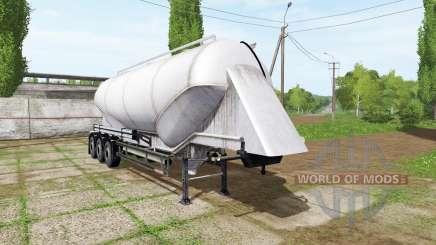 Kogel semitrailer-tank для Farming Simulator 2017