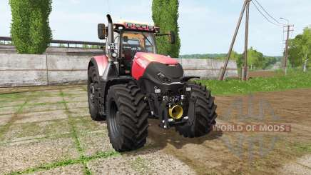 Case IH Optum 300 CVX v2.0 для Farming Simulator 2017