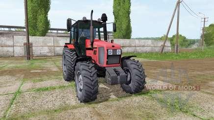 МТЗ 1221.2 Беларус v2.1 для Farming Simulator 2017