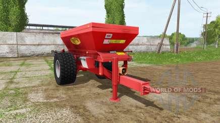 BREDAL K40 v1.0.3 для Farming Simulator 2017