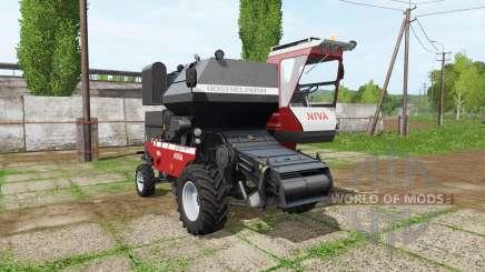 СК-5МЭ-1 Нива-Эффект v1.0.2 для Farming Simulator 2017