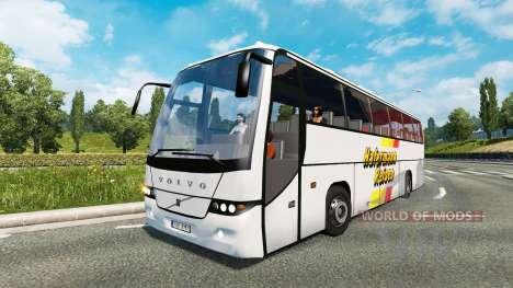 Bus traffic v1.5 для Euro Truck Simulator 2
