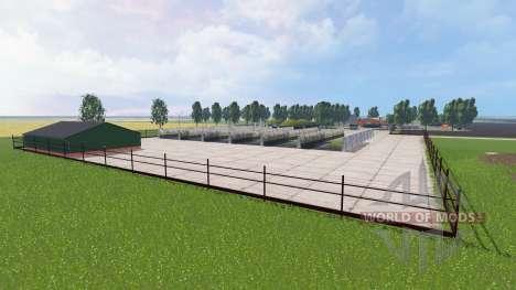 Северная Фрисландия для Farming Simulator 2015