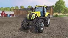 New Holland T8.435 multicolor для Farming Simulator 2015