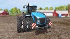 New Holland T9.565 triple wheels для Farming Simulator 2015