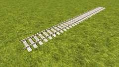 Сборник железнодорожных путей
