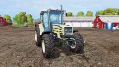 Hurlimann H488 Turbo front loader v1.2 для Farming Simulator 2015