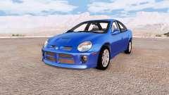 Dodge Neon SRT-4 2003 для BeamNG Drive