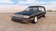 Bruckell LeGran hearse v1.11 для BeamNG Drive