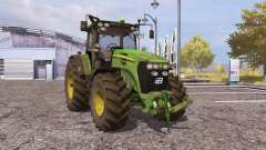 John Deere 7930 v2.0 для Farming Simulator 2013