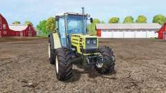 Hurlimann H488 front loader для Farming Simulator 2015