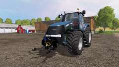 Case IH Magnum CVX 290 black edition для Farming Simulator 2015