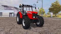 Massey Ferguson 6480 v2.2 для Farming Simulator 2013