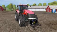 Case IH Magnum CVX 315 wide tires для Farming Simulator 2015