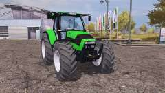 Deutz-Fahr Agrotron K 120 v2.0 для Farming Simulator 2013