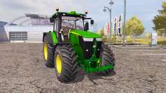 John Deere 7210R для Farming Simulator 2013