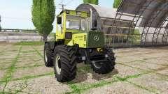 Mercedes-Benz Trac 800 v2.2 для Farming Simulator 2017