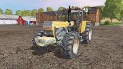 URSUS 1604 front loader для Farming Simulator 2015