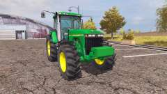 John Deere 8400 v2.0 для Farming Simulator 2013