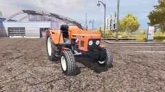 Zetor 5011 v2.0 для Farming Simulator 2013