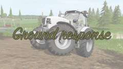 Ground response для Farming Simulator 2017