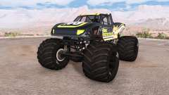CRD Monster Truck v1.12 для BeamNG Drive