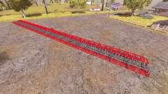 Agromet cultivator для Farming Simulator 2013