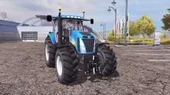 New Holland T8020 v2.0 для Farming Simulator 2013