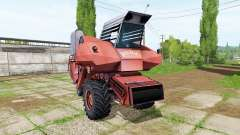СК 6 Колос для Farming Simulator 2017