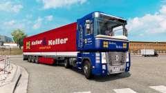 Painted truck traffic pack v2.4