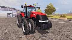 Case IH Magnum CVX 370 twin wheels для Farming Simulator 2013