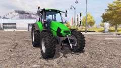 Deutz-Fahr Agrotron 120 Mk3 v1.1 для Farming Simulator 2013