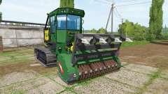 GALOTRAX 800 v2.0 для Farming Simulator 2017