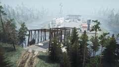 Затопленная деревня v2.0