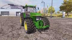 John Deere 7810 для Farming Simulator 2013