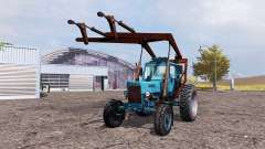 МТЗ 80 Беларус для Farming Simulator 2013